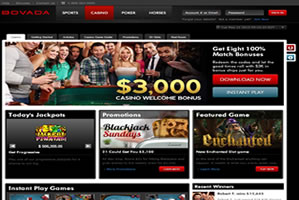 Bovada Is Our #1 Legally Licensed Gambling Site