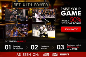 Bovada Online Sportsbook Accepts USA Players